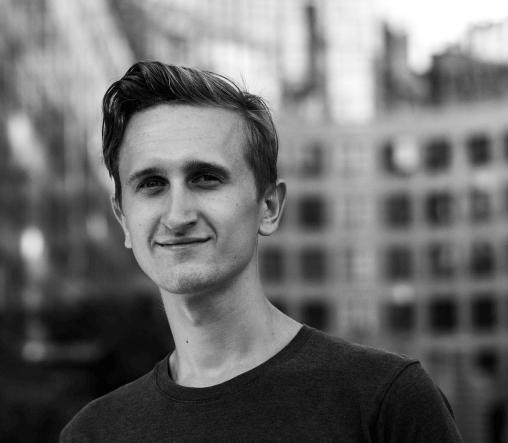 Gleb Podorozhnyy, Creative director of Creative Mules Portrait shot