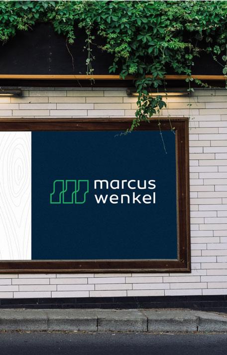 Marcus Wenkel Billboard Design