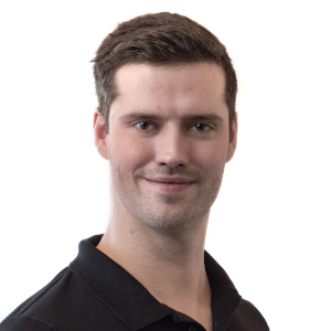 Mitarbeiter Physio Winsen: Patrick Barthel