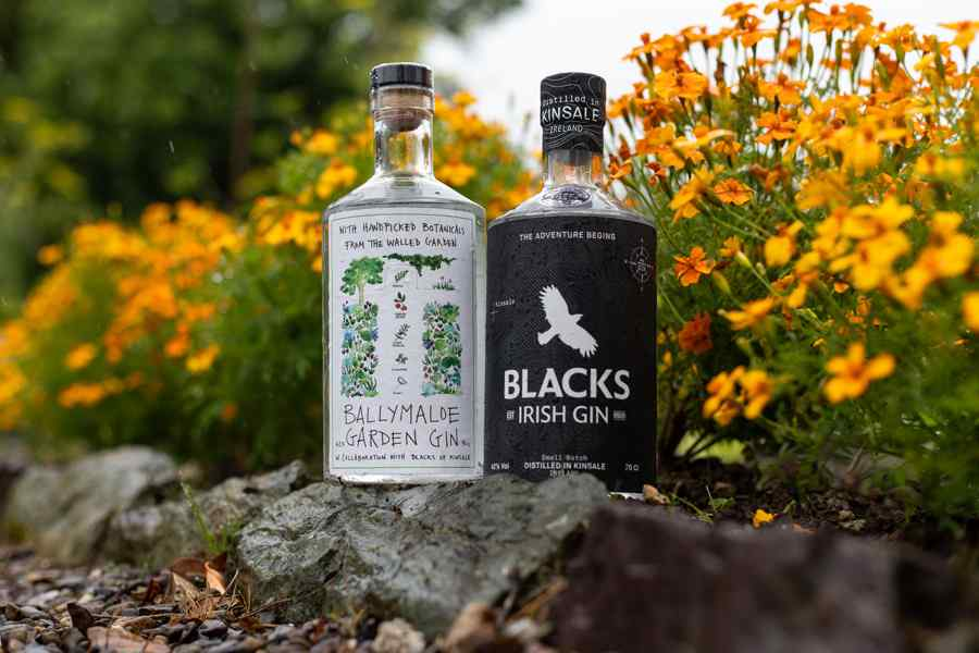 There's a New Gin on the Shelf. A Shelf at Ballymaloe House Only!