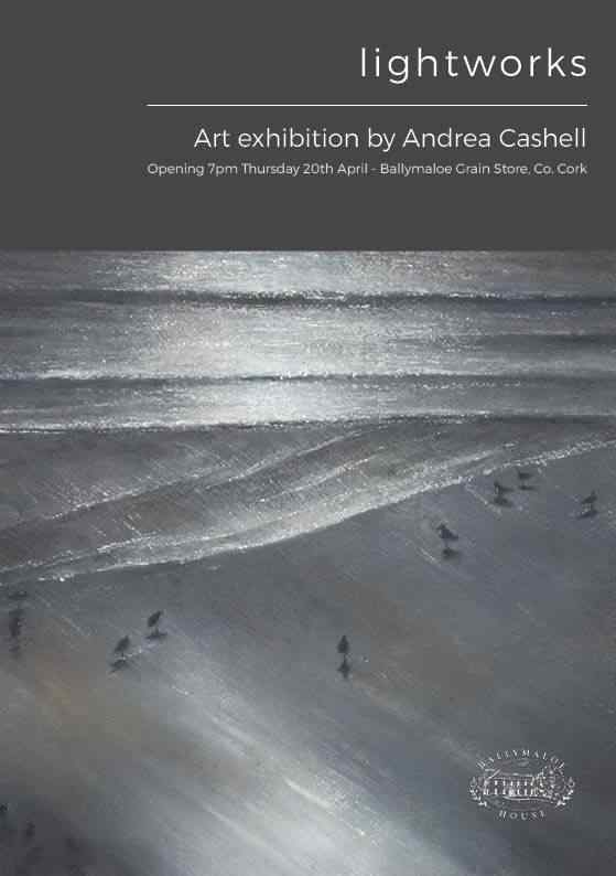 Lightworks Exhibition: Landscapes by Andrea Cashell