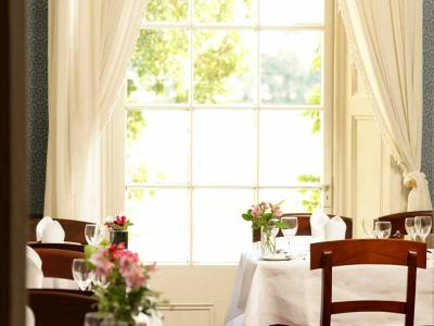 Dinner for two in Ballymaloe House