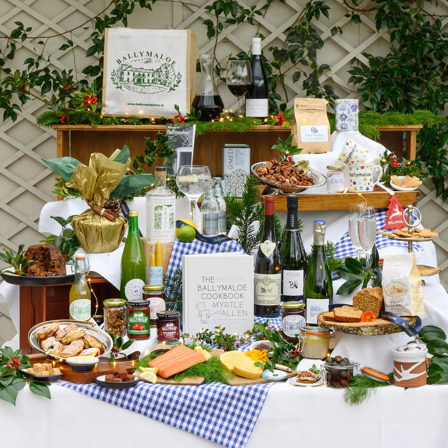 Ballymaloe Luxury Hamper