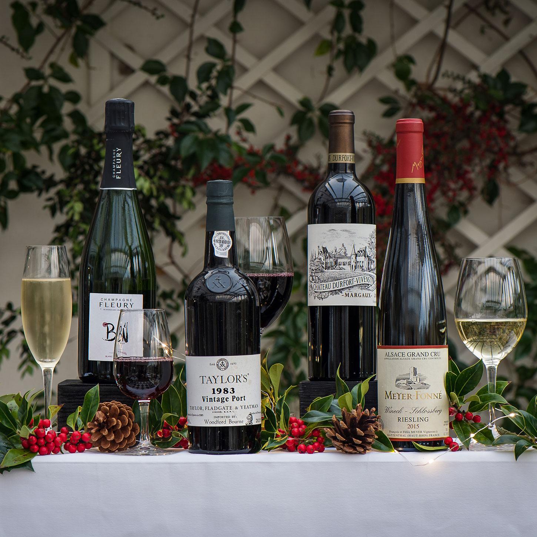 Ballymaloe Wine Connoisseur Hamper