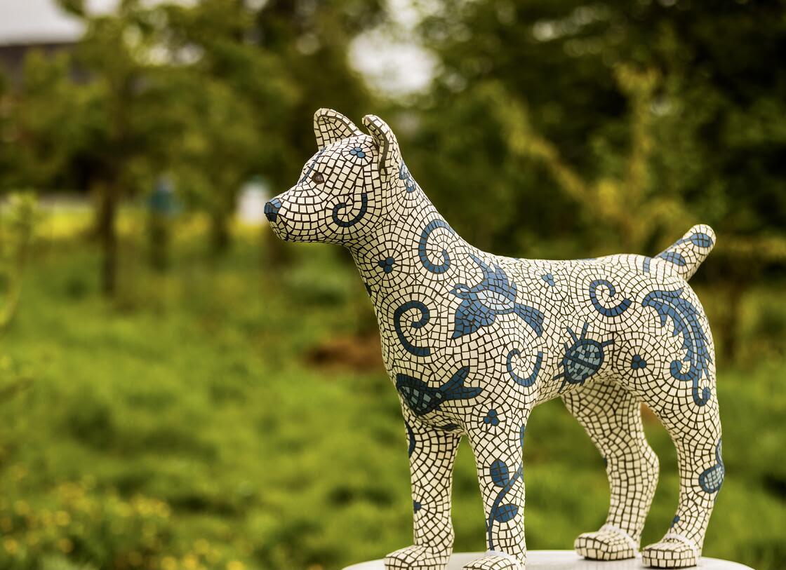 Ballymaloe Sculpture Exhibition 2021