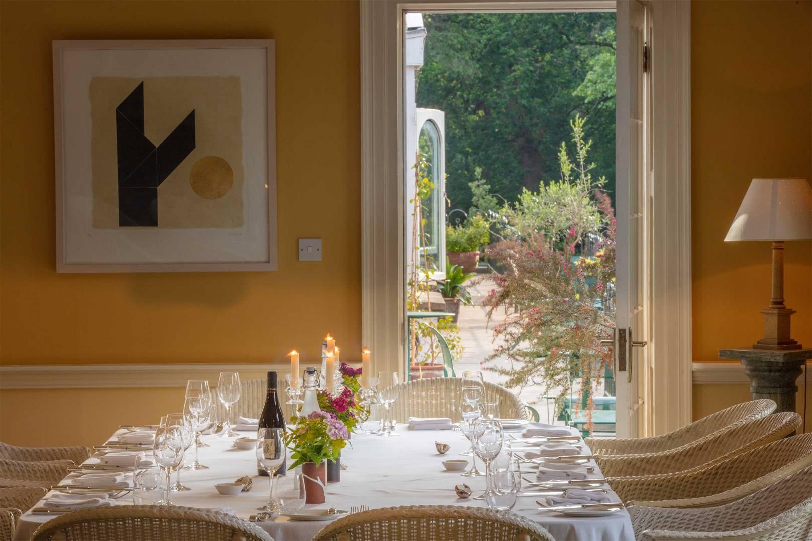 Conde Nast Traveller - Most Beautiful Restaurants in Ireland