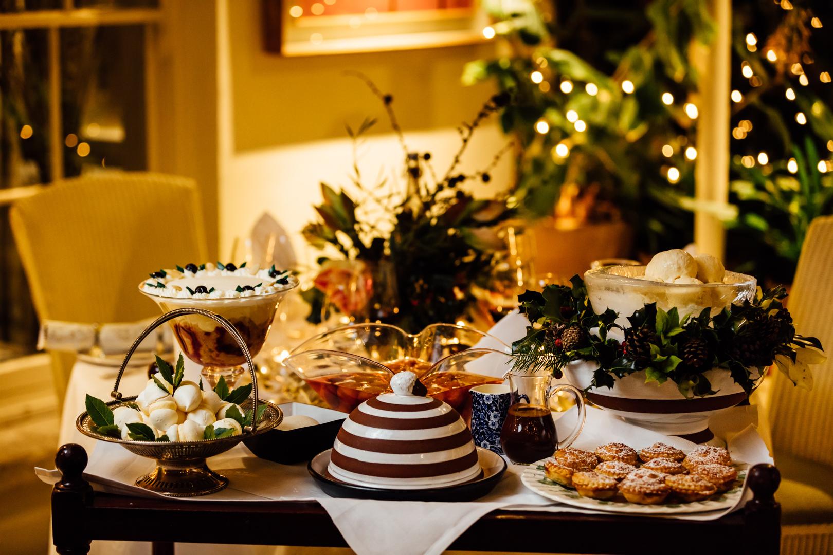 Festive Celebrations at Ballymaloe House