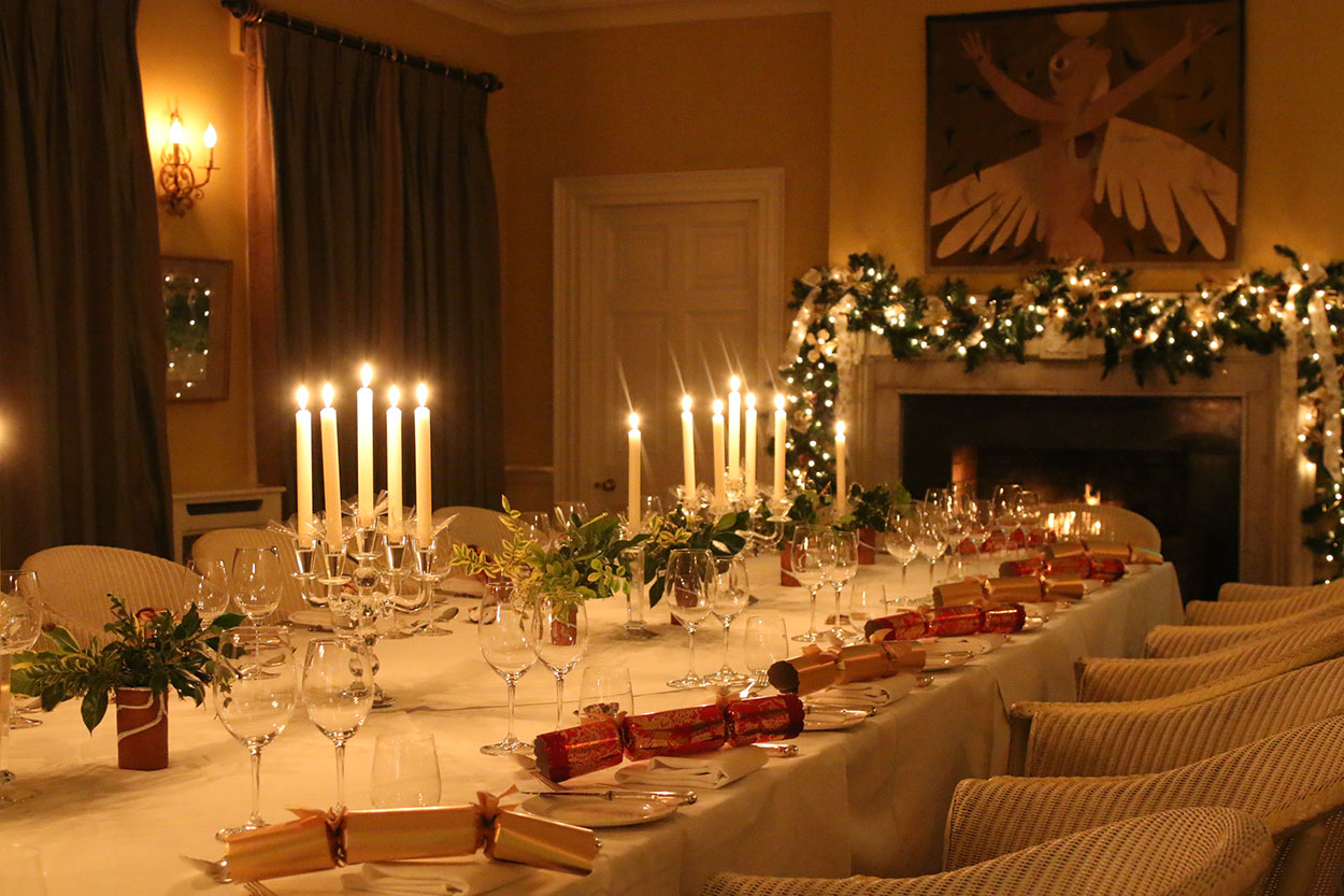 Christmas Decorations - A 1-day course with Iona, our in-house Floral Designer