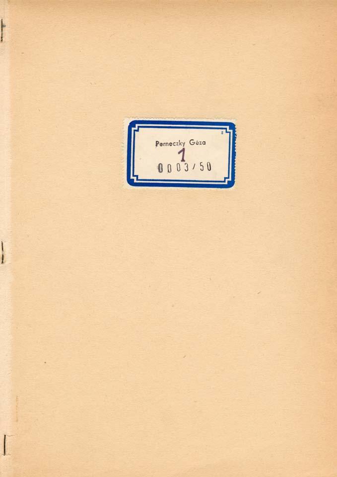 Five Books, no. 1 (cover)
