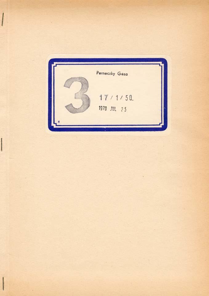 Five Books, no. 3 (cover)
