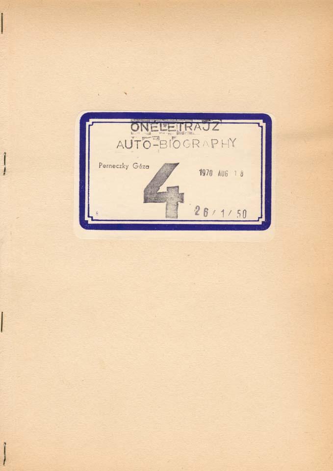 Five Books, no. 4 (cover)