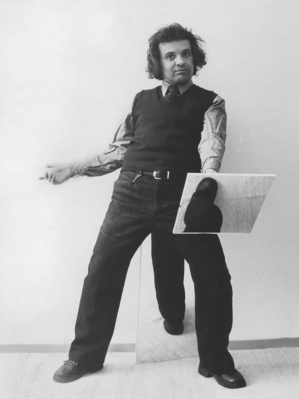 Geza Perneczky, Mirror, 1974