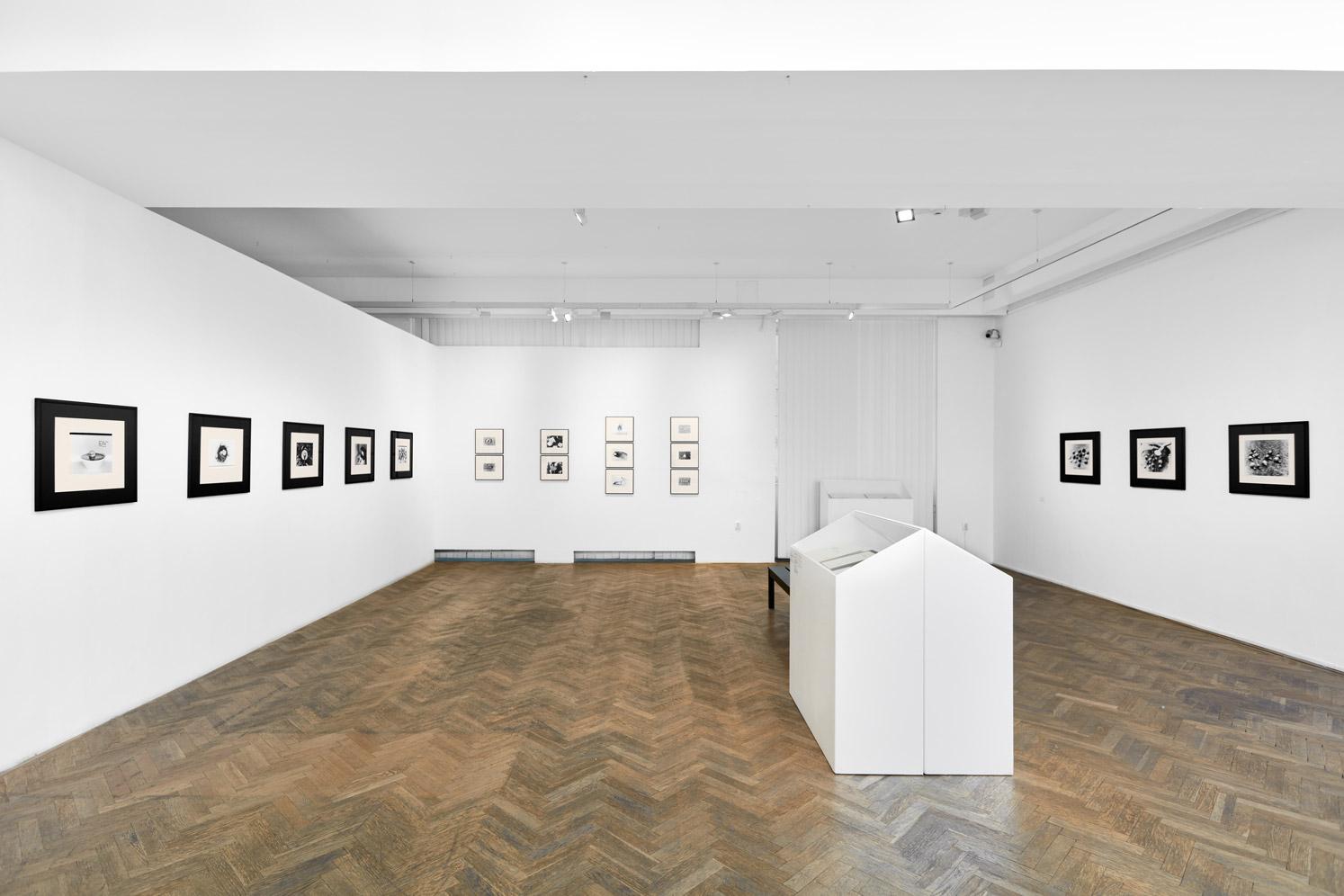 Géza Perneczky, Mirrors Exhibition at Robert Capa Center, Budapest