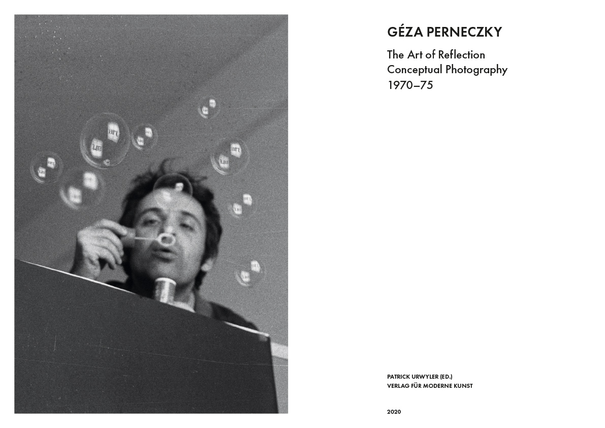 Book: The Art of Reflection by Geza Perneczky