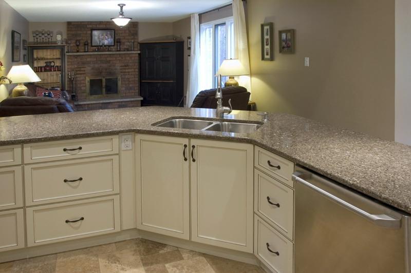 Kitchen Design & Renovate Project: Summit Custom Kitchen - Kitchen Cabinets