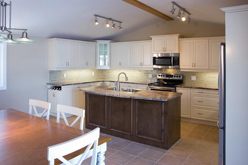 Design & Build Project: Chemong Lake - Custom Kitchen