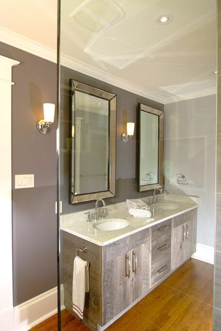 Design & Build Project: Benson Beauty - Bathroom Vanity