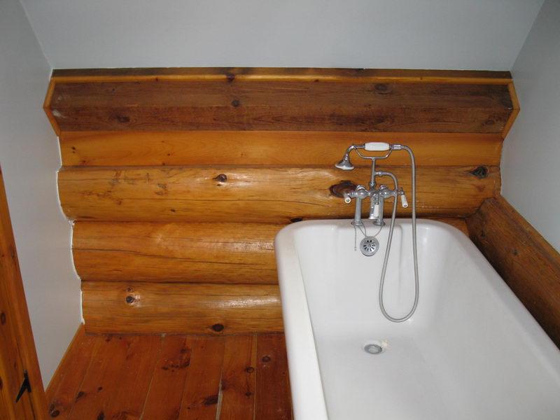 Design & Renovate Project: Scandinavian Log Home - Pre-Demolition