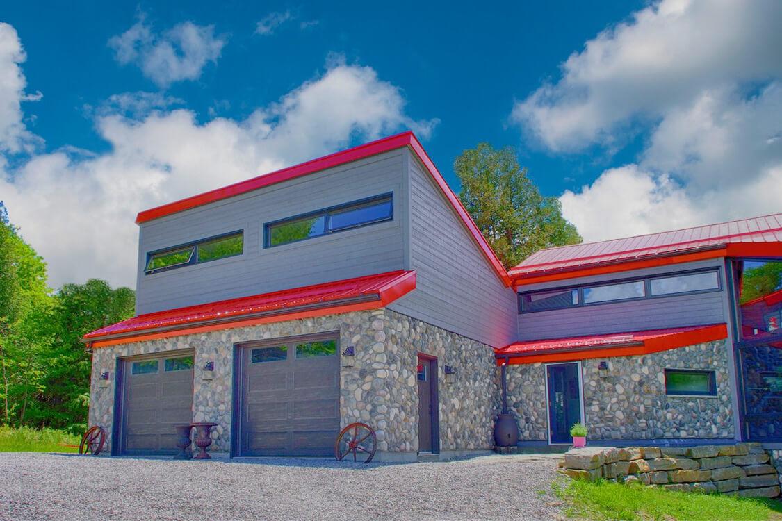 Design & Build Project: Pontypool Possibilities - Double Car Garage