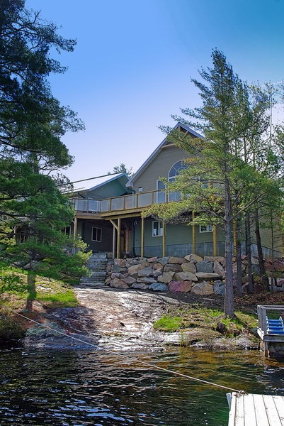 Boat House Design and Renovation services, Peterborough County