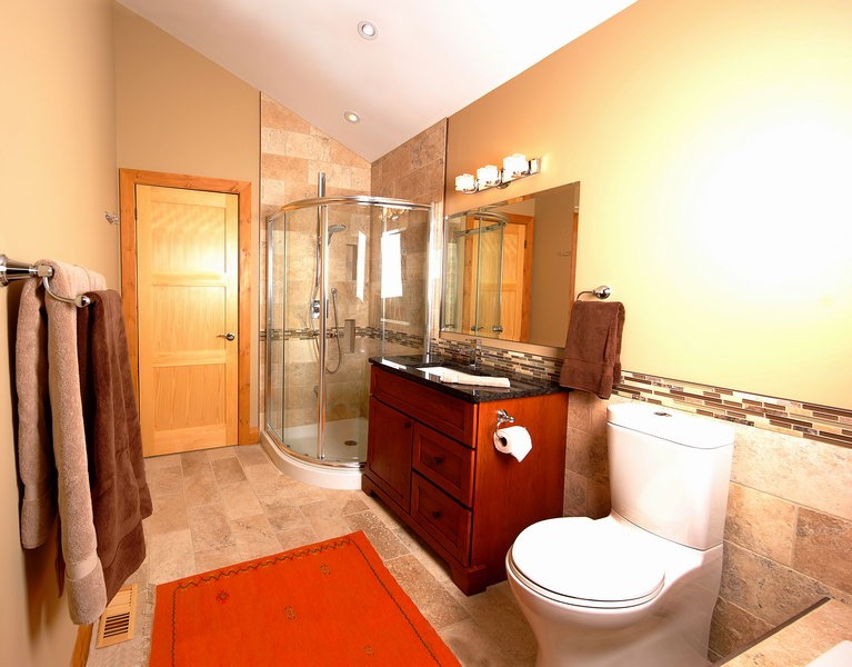 Design & Build Project: Mississauga Lake Addition - New Bathroom