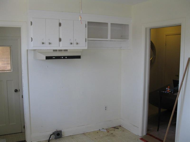 Design & Renovate Project: Albertus Custom Kitchen - Pre-Demolition