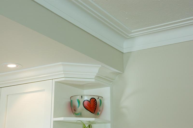Design & Renovate Project: Albertus Custom Kitchen - Open Corner Cabinet