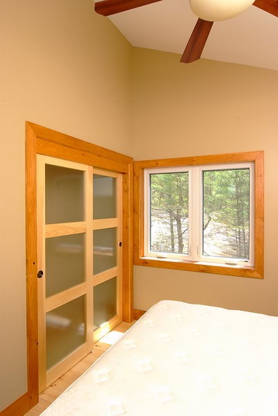 Design & Build Project: Mississauga Lake Addition - Window and Door Trim