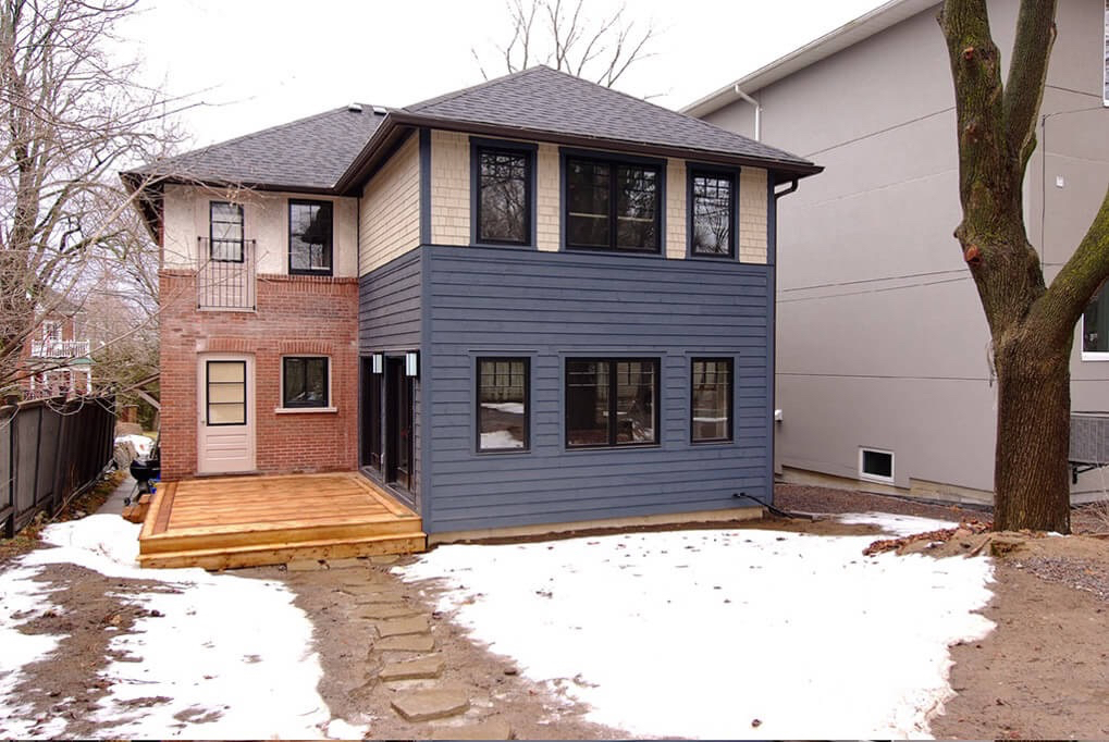 Design & Build Project: Benson Beauty - Rear Addition To Home