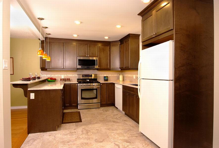 Design & Renovate Project: Westbrook Custom Kitchen - New Kitchen