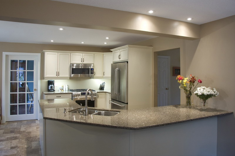 The Summit Custom Kitchen Design & Renovate Project