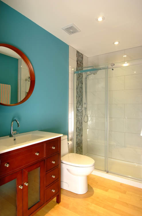 Design & Build Project: Young's Point - Bathroom