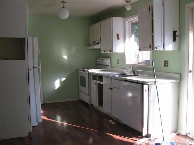 Design & Renovate Project: Westbrook Custom Kitchen - Pre-Demolition