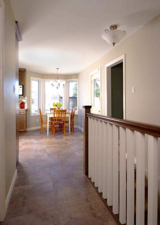 Design & Renovate Project: Dalhaven Custom Kitchen - Hallway