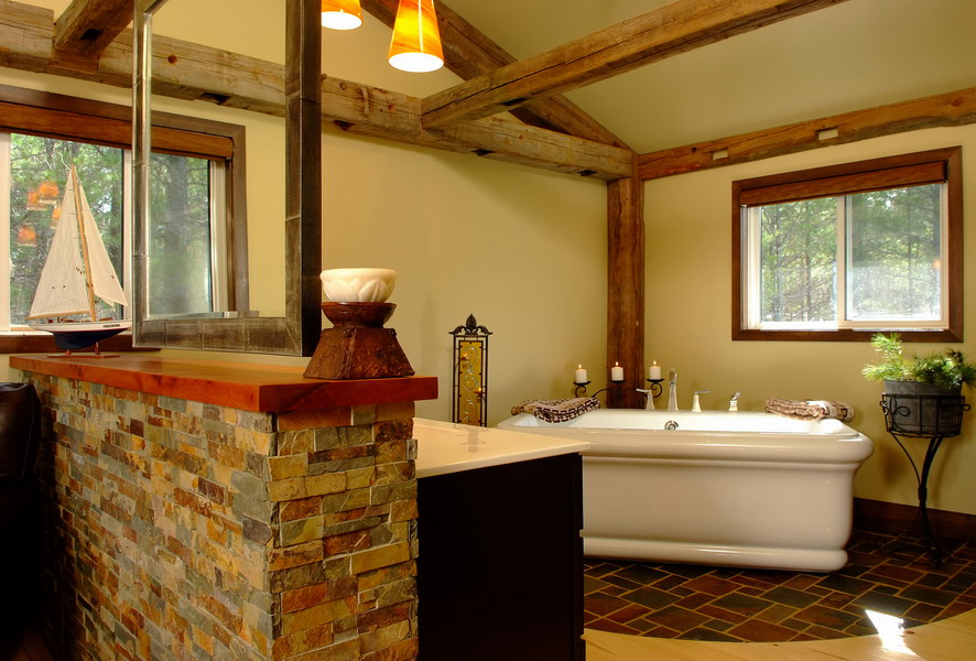 Bathroom Design and Renovation services, Peterborough County