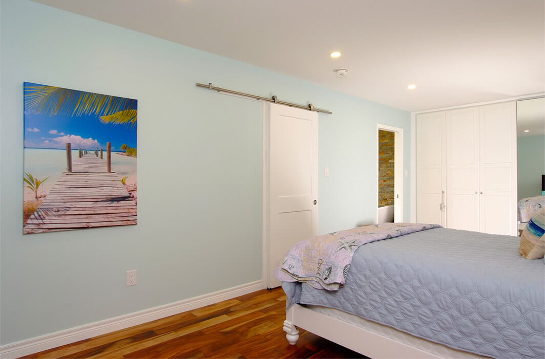 Design & Renovate Project: The Staycation - Bedroom