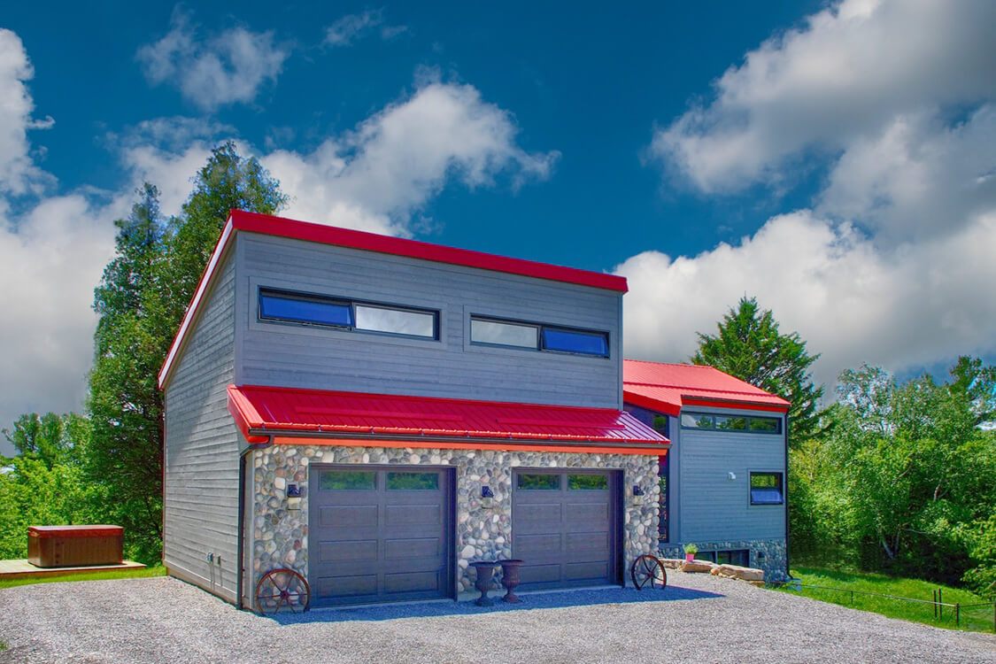 Garage Design and Build services, Peterborough County