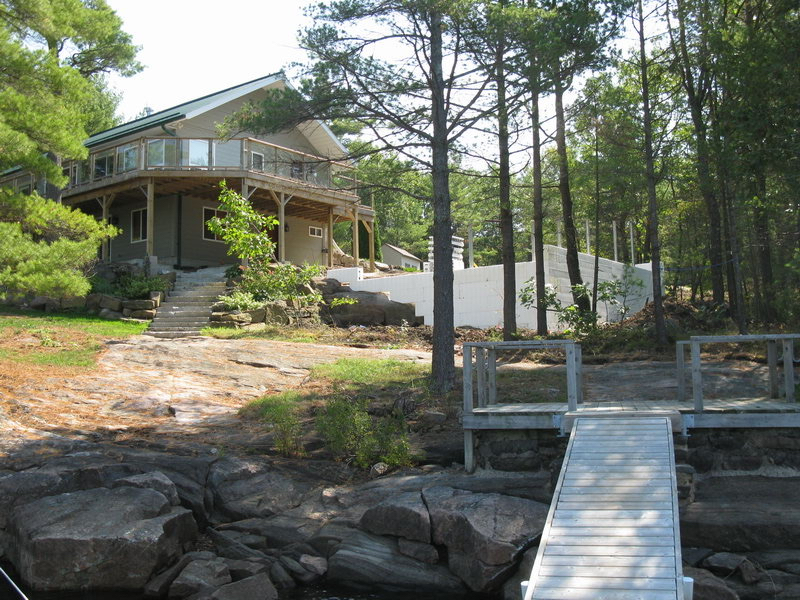 Boat House Design and Build services, Peterborough County