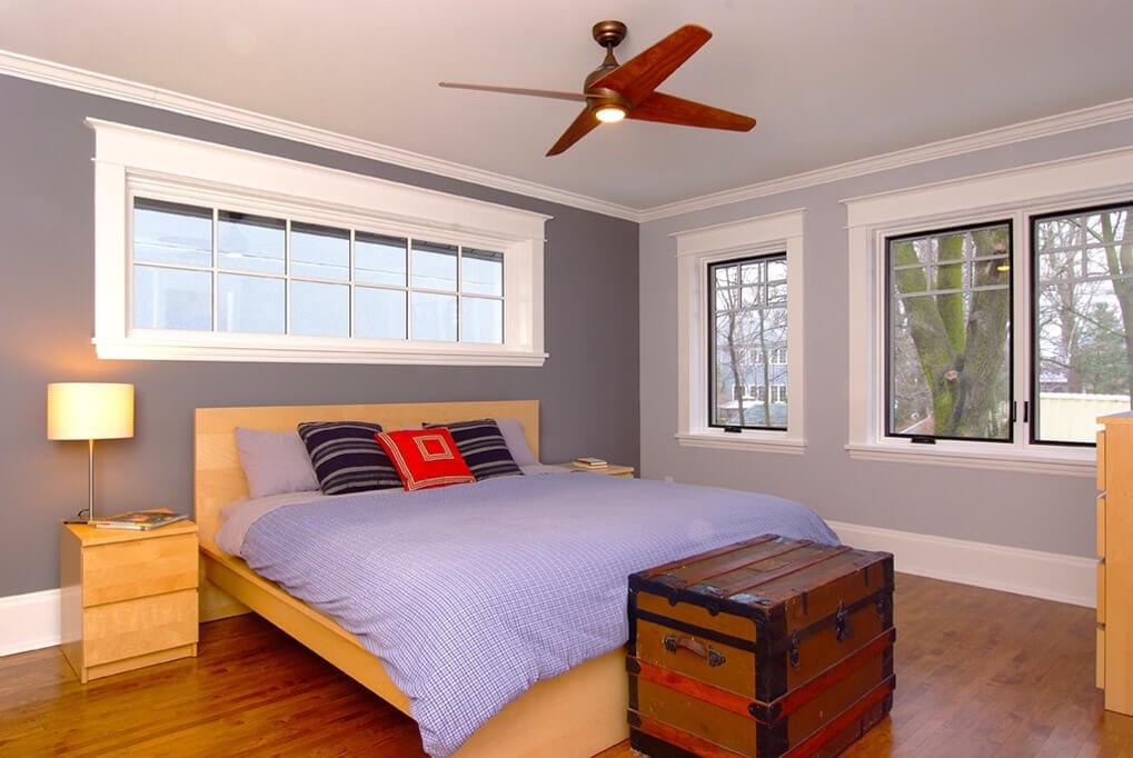 Design & Build Project: Benson Beauty - Bedroom