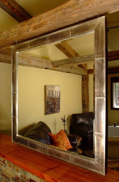 Design & Renovate Project: Mississagua Lake - Vanity Mirror