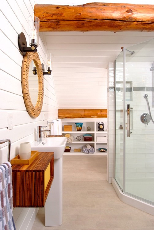 Design & Renovate Project: Buckhorn Beach Bathroom