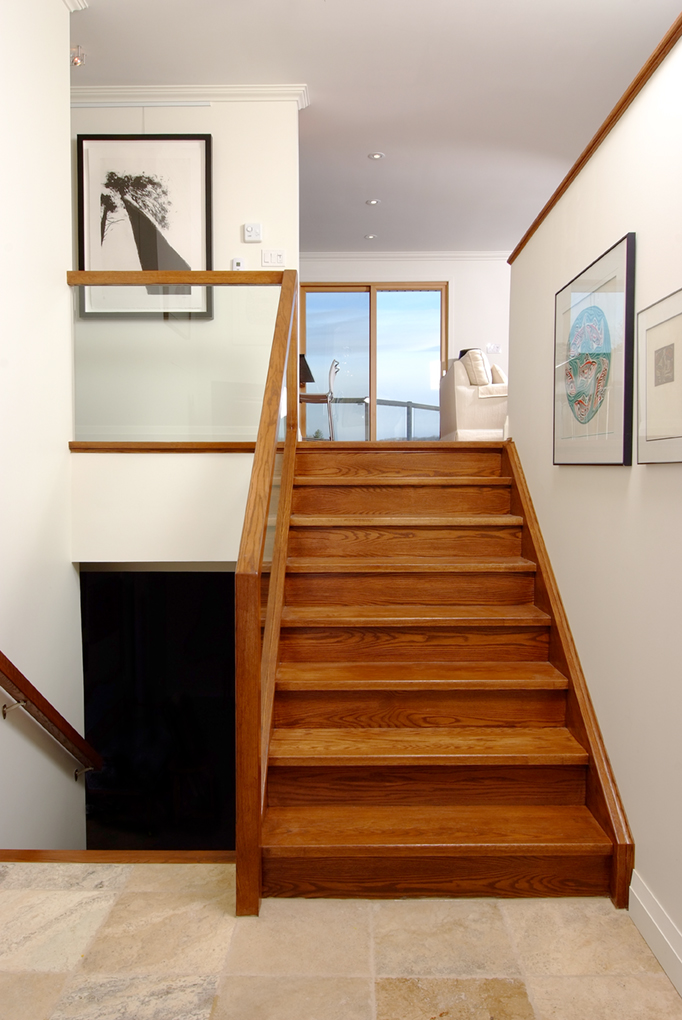 The Studio House Stairs