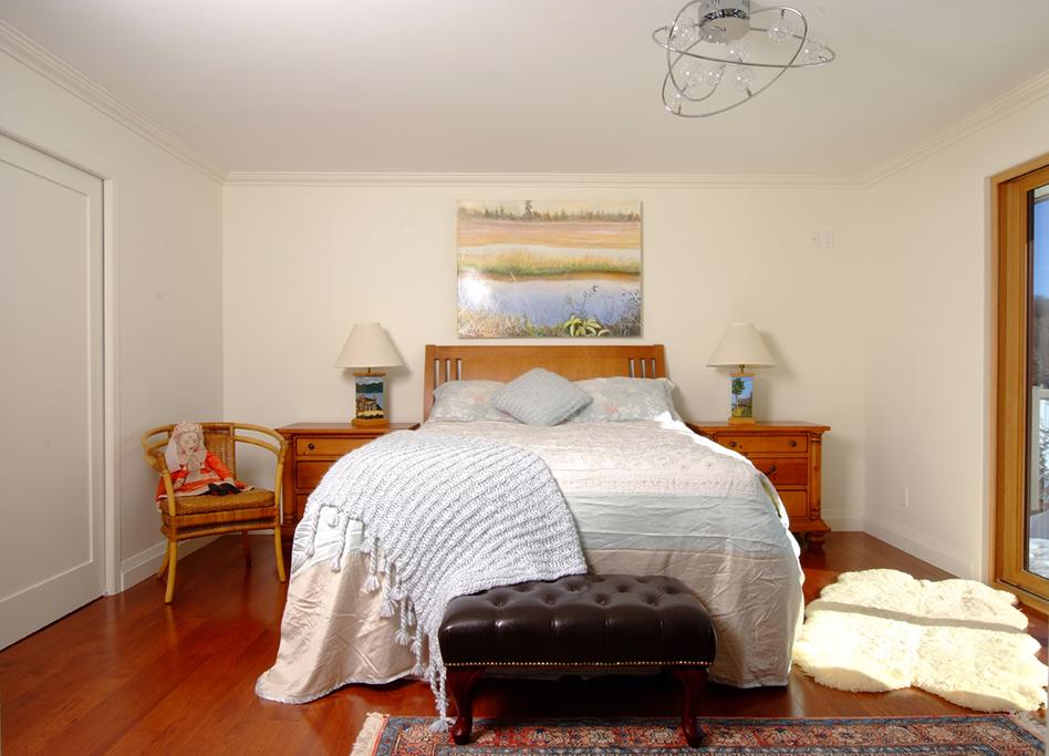 The Studio House Bedroom