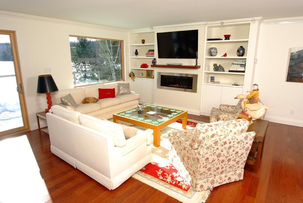 The Studio House Living Room