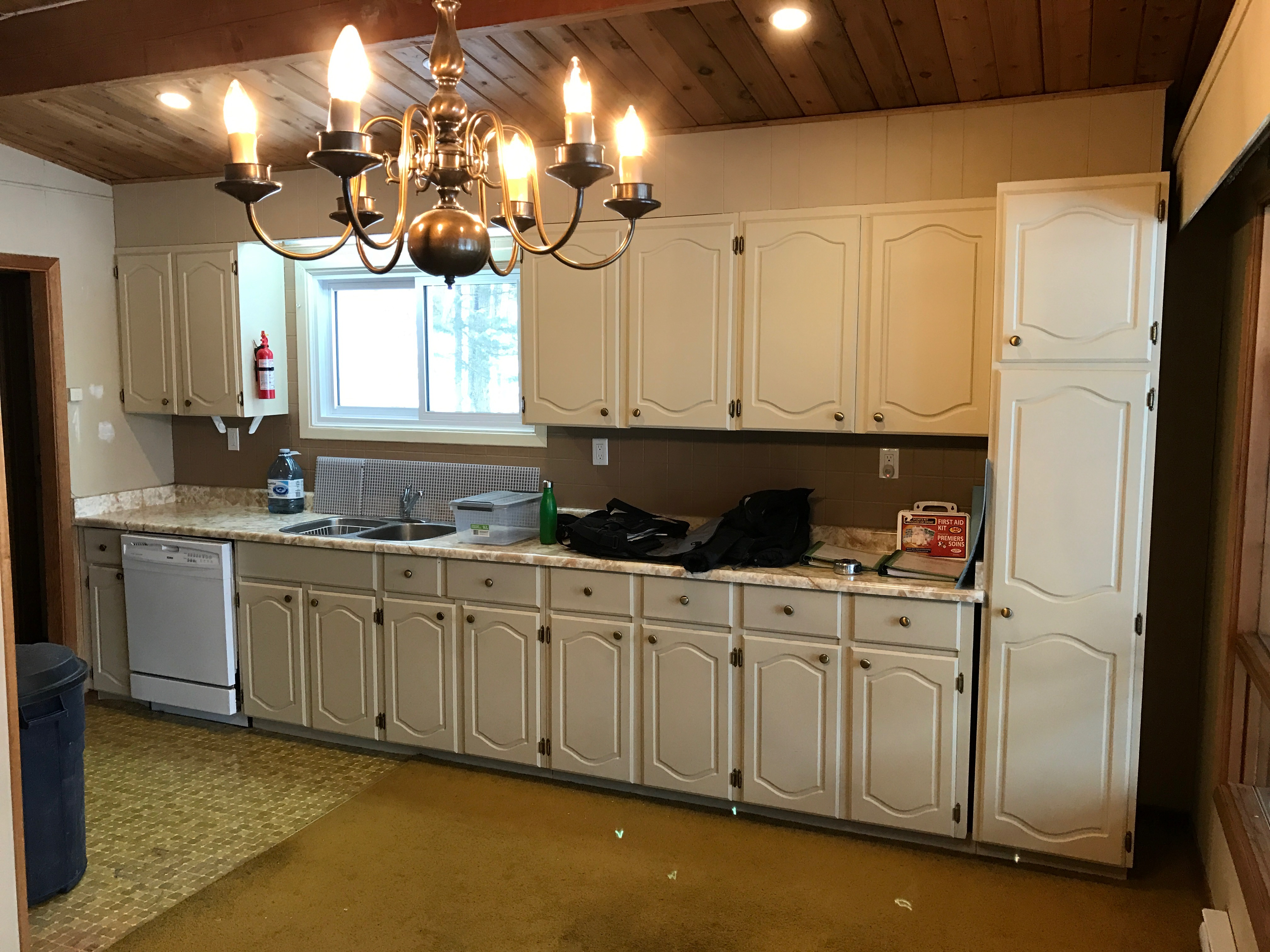 Design and renovate project - The Revival  - Kitchen Pre-Construction