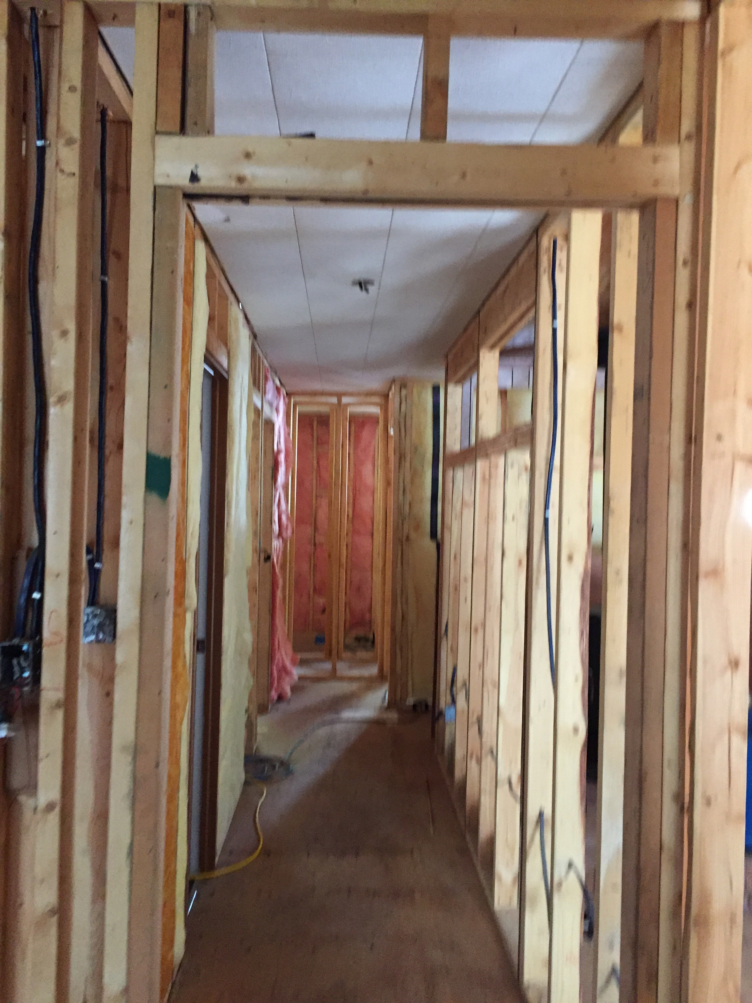 Design & Renovate Project: The Conversion - Framing