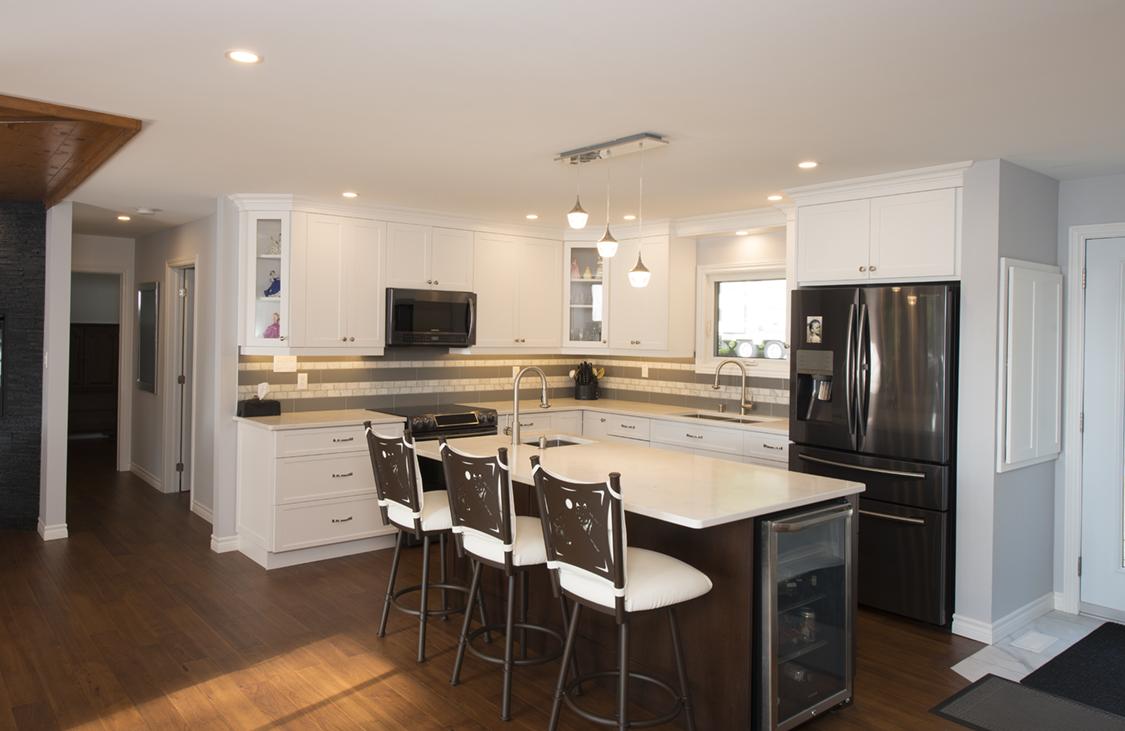 Design & Renovate Project: The Conversion - Kitchen