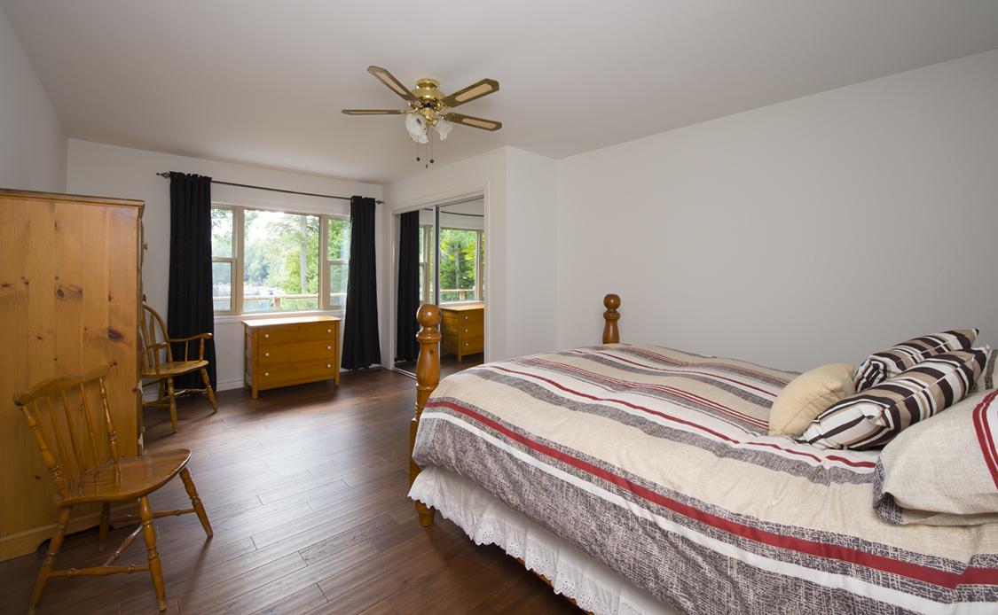 Design & Renovate Project: The Conversion - Bedroom