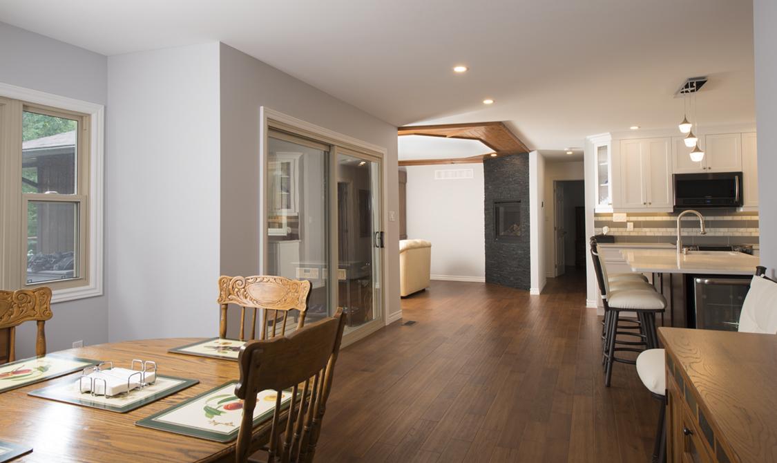 Design & Renovate Project: The Conversion - Kitchen Area