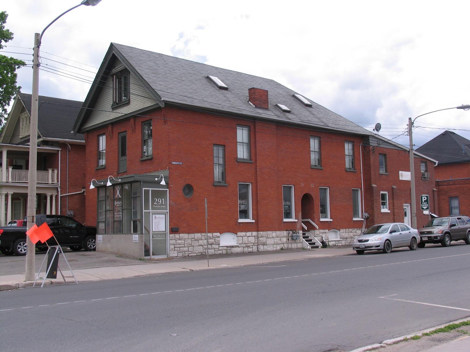 Design & Build Project: The Clark Building - Exterior